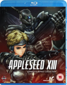 Appleseed XIII - Complete Series [Blu-ray]