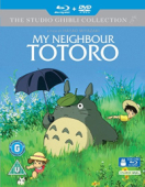 My Neighbour Totoro [Blu-ray+DVD]