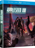 Appleseed XIII - Complete Series [Blu-ray+DVD]