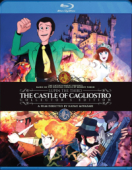 Lupin the Third: The Castle of Cagliostro - Collector's Edition [Blu-ray]