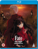 Fate/stay night: Unlimited Blade Works - Vol. 1/2 [Blu-ray]