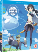 That Time I Got Reincarnated as a Slime: Season 1 - Part 1/2 [Blu-ray]