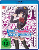 Love, Chunibyo & Other Delusions! - Vol.1/4 [Blu-ray]