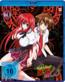 Highschool DxD New - Vol.1/4 [Blu-ray]
