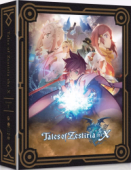 Tales of Zestiria the X: Season 1 - Limited Edition [Blu-ray+DVD] + Artbox