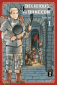 Delicious in Dungeon - Bd.01: Kindle Edition