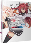 The Testament of Sister New Devil: Burst - Collector's Edition [Blu-ray]