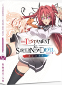 The Testament of Sister New Devil: Burst - Limited Edition [Blu-ray+DVD]