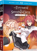 The Testament of Sister New Devil: Burst [Blu-ray+DVD]