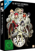 K: Seven Stories - Side Two: Film 4-6 [Blu-ray]