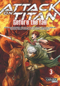 Attack on Titan: Before the Fall - Bd.03: Kindle Edition