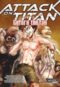 Attack on Titan: Before the Fall - Bd.04: Kindle Edition