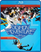 Digimon Adventure Tri. - Chapter 6: Our Future [Blu-ray+DVD]
