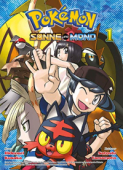 Pokémon: Sonne und Mond - Bd.01: Kindle Edition