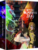 Star Blazers 2199 - Part 1/2: Limited Edition [Blu-ray+DVD] + Artbox