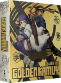 Golden Kamuy: Season 1 - Limited Edition [Blu-ray+DVD]