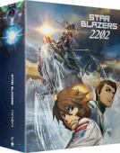 Star Blazers 2202 - Part 1/2: Limited Edition [Blu-ray+DVD] + Artbox