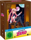 The Familiar of Zero - Vol.1/3: Limited Mediabook Edition [Blu-ray] + Sammelschuber