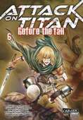 Attack on Titan: Before the Fall - Bd.06: Kindle Edition