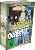 Gate: Staffel 1 - Gesamtausgabe [Blu-ray] (Re-Release)
