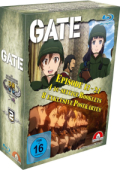 Gate: Staffel 2 - Gesamtausgabe [Blu-ray] (Re-Release)