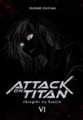 Attack on Titan: Deluxe Edition - Bd. 06