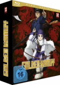 Golden Kamuy - Vol.1/4: Limited Edition [Blu-ray] + Sammelschuber