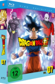 Dragonball Super - Vol.7/8 [Blu-ray]