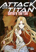 Attack on Titan: Before the Fall - Bd.08: Kindle Edition
