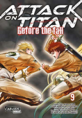 Attack on Titan: Before the Fall - Bd.09: Kindle Edition
