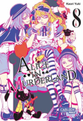 Alice in Murderland - Bd.08: Kindle Edition