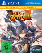 The Legend of Heroes: Trails of Cold Steel III - Early Enrollment Edition [PS4]
