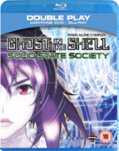 Ghost in the Shell: Stand Alone Complex - Solid State Society [Blu-ray+DVD]