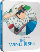 The Wind Rises - Limited Steelbook Edition [Blu-ray+DVD]