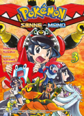 Pokémon: Sonne und Mond - Bd.03: Kindle Edition