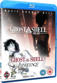 Ghost in the Shell 2.0 + Ghost in the Shell 2: Innocence + Ghost in the Shell [Blu-ray]