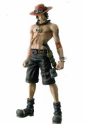 One Piece - Figur: Portgas D. Ace