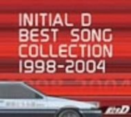 Initial D - Best Song Collection 1998-2004