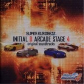 Initial D Arcade Stage 4 - Original Soundtracks