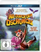 Ab durch den Dschungel [Blu-ray 3D] (inkl. 2D-Version)