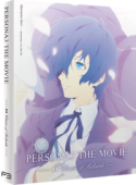 Persona 3: The Movie 4 - Winter of Rebirth: Collector's Edition (OwS) [Blu-ray+DVD]