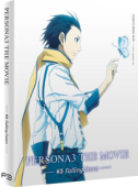 Persona 3: The Movie 3 - Falling Down: Collector's Edition (OwS) [Blu-ray+DVD]