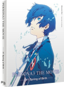 Persona 3: The Movie 1 - Sping of Birth: Collector's Edition (OwS) [Blu-ray+DVD]