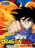 Dragon Ball - Movie 2-4 Collection: Slimpack