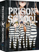 Prison School - Complete Series: Limited Edition [Blu-ray+DVD]