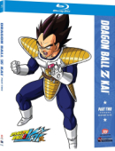 Dragon Ball Z Kai - Part 2/8 [Blu-ray]