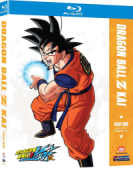 Dragon Ball Z Kai - Part 1/8 [Blu-ray]