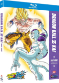 Dragon Ball Z Kai - Part 4/8 [Blu-ray]
