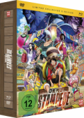 One Piece - Film 13: Stampede - Limited Collector's Edition [Blu-ray+DVD]