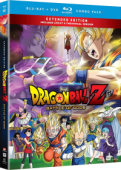 Dragon Ball Z - Movie 14: Battle of Gods [Blu-ray+DVD]